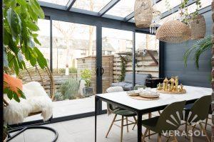 Ihr Terrassenüberdachung bietet Ihnen den zusätzlichen Platz, von dem Sie träumen